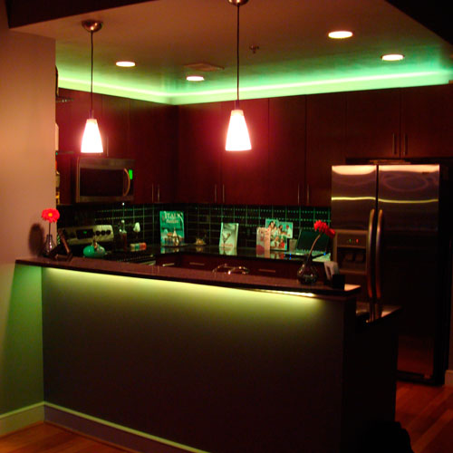 Led lighting applications for the home color changing kitchen g4 led bulbs mozeypictures Choice Image