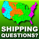 Shipping FAQs