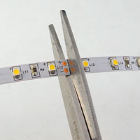 Led tutorials led strip light quick connectors cut led aloadofball Images