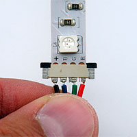 Test LED