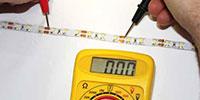 Use a Voltage Meter